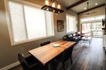 Spacious Dining and Moden Design
