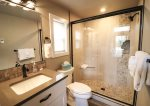 Private Bathroom with Full Walk In Shower