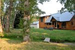 Create memories at the Chickadee Chalet
