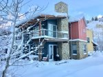 Frosty Swiftwater Town home is the place to be to warm you insides