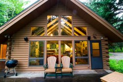 Uppa Creek Cabin