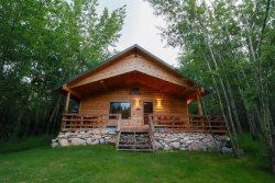 Buffalo Cabin & Colt's Cabin