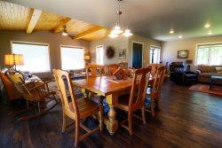 Retreat on Rock Creek- The Cabin