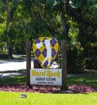 The Hard Rock Golf Course is a very short distance from the condo and boasts world class amenities.
