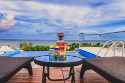 Fantastic Penthouse with private pool and sea view