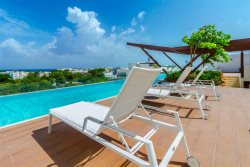 Brand New 1 BR, with gym, pool in a fantastic location in Playa del Carmen