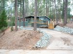 Bailey`s Cabin - Cozy Cabins Real Estate, LLC Ruidoso NM Vacation Rental 2 Bedroom 2 Bath Cabin
