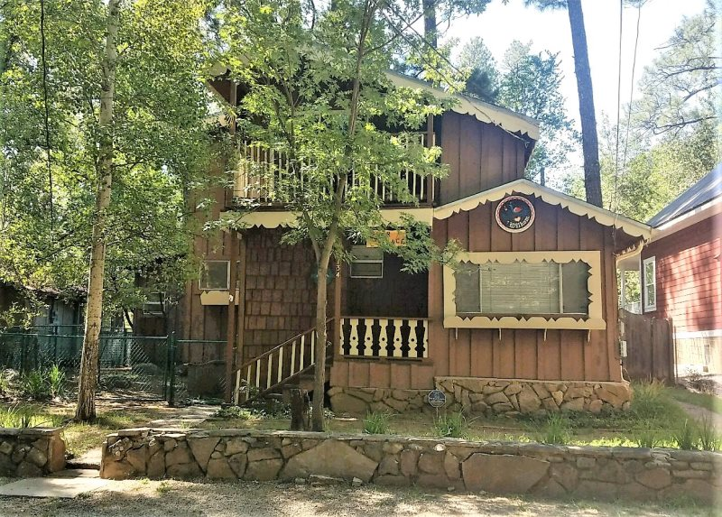 Cozy Cabins Ruidoso River Place
