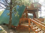 Pinon Hideaway Cabin - Cozy Cabins Real Estate, LLC