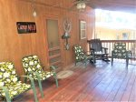 Rustic Cabin MLB - Cozy Cabins Real Estate, LLC.