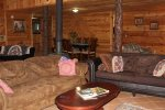 Deer Family Cabin - Cozy Cabins Real Estate LLC
