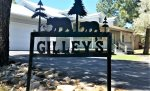 Gilley`s Welcomes you to the cool pines