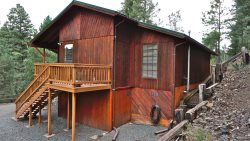 Peaceful Pines Cabin