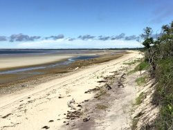 Association Beach on Cape Cod Bay