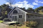 Nauset Beach Hideaway on a private lot