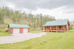 Newton Creek Cabin