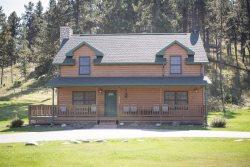 Lariat Cabin near Sheridan Lake