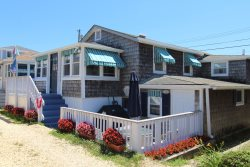 $2600/week or $23,000 Full Summer Season - beachside cottage 3 Bedrooms 2 baths with new renovations and 1 car parking