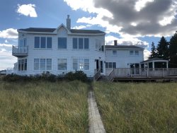 Unique opportunity to rent this waterfront home with private dock.  Boat lover's dream...bring your boat!