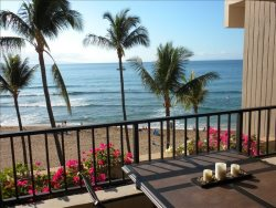 PARADISE AT YOUR FOOT STEPS Kaanapali Alii Resort Unit 356 Oceanfront