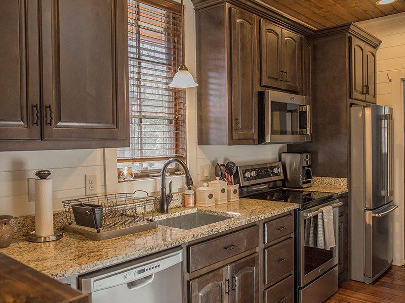Brand New Luxury Cabin Luxury Mountain Cabin Rentals