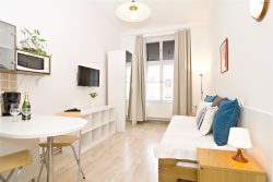 Mala Tiny but cosy studio, only a few minutes walk from Charles Bridge