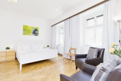Masaryk 2BR spacey - great deal minutes walk from Old Town and Wenceslas Square