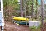 2 kayaks on site.