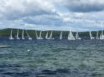 Watch the regattas right from the beach