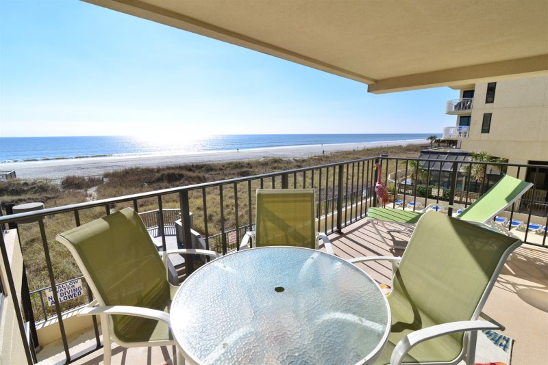Marvelous Direct Oceanfront 1 Bedroom Vacation Rental In North Myrtle Home Interior And Landscaping Ologienasavecom