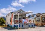 Cochito - a US Coast Guard themed tiny home in the heart of the historic Noyo harbor