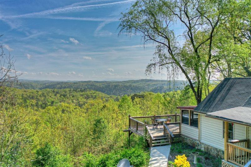Lake View Cabin Talking Rock Ga Rentals North Georgia Vacation Spots