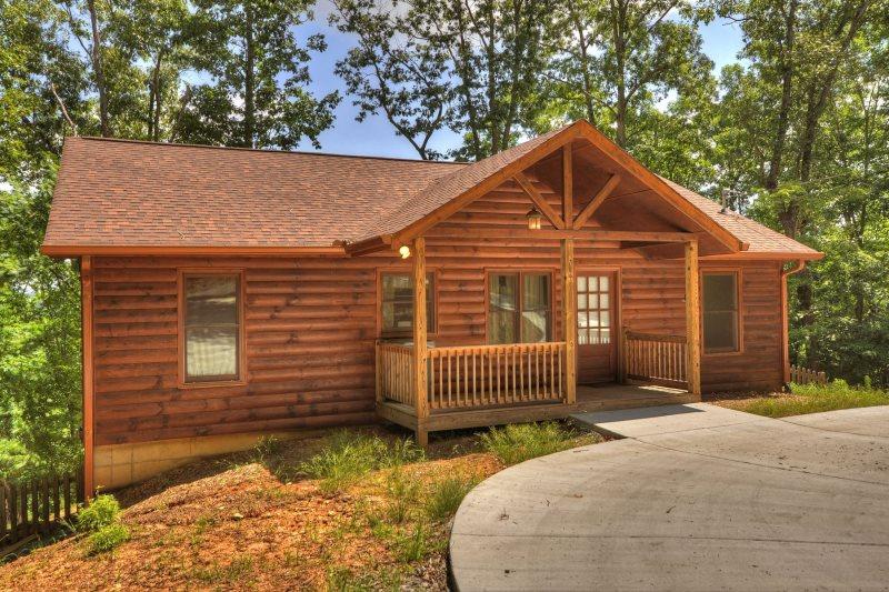 Gileads Balm Cabin Ga Mountain Ga Rental North Georgia