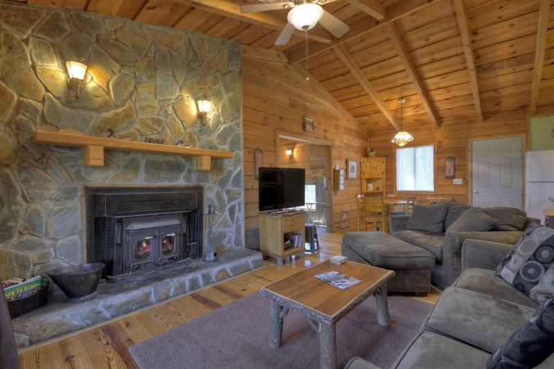 North Georgia Cabin Birch Tree Cabin Private Ga Rental North Georgia Vacation Spots