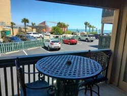 A Place at Beach III 1C (Upgraded 2 Bdrm/2 Bath) Oceanview-1st Floor ***