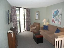 Ocean Club 932 Executive (Upgraded 2 Bdrm/2 Bath) Oceanview***