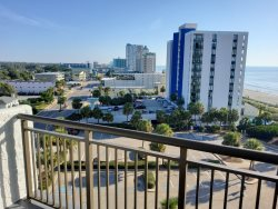 Bluewater Resort 819 ( 1 Bdrm, 1 Bath Ocean View)