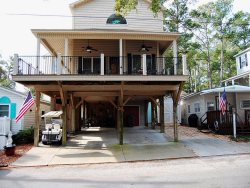 Ocean Lakes 1411 (3 Bedroom) Pet friendly! This vacation home is one of the most requested in Ocean Lakes
