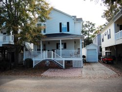 Ocean Lakes P25 (4 Bedroom) Ground level, custom built, Ocean Lakes vacation home with large covered porch