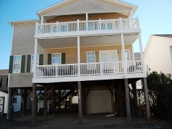 Ocean Lakes 8025 (4 Bedroom) Two Story Magnificent Home