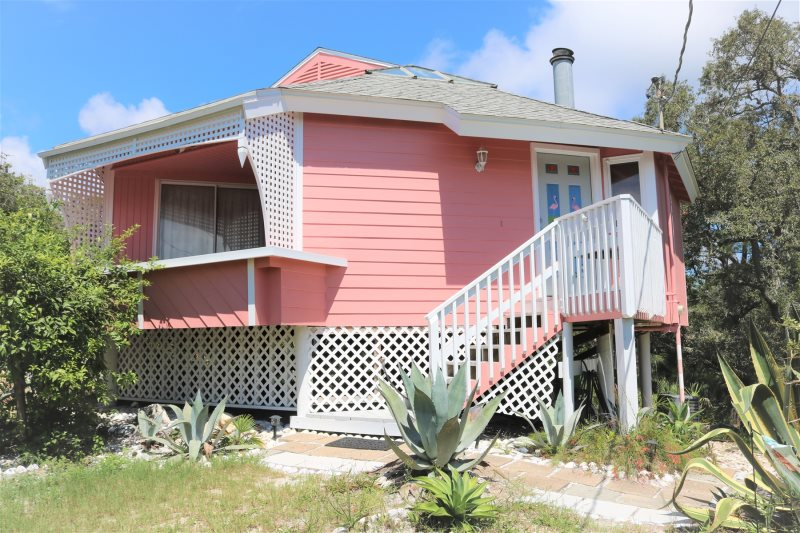 Pink Flamingo Ochlockonee Bay Realty Vacation Homes