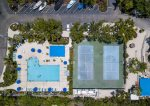 Pool & Tennis Courts