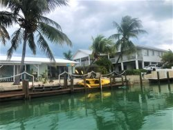 Lou & Mary's Getaway ~ 2 bed 2 Bath Key Colony home with Boat Dockage