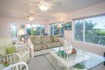 sunroom/family room