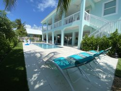Blue Paradise 5bed/5bath Brand New Build with Private Pool & Optional Slip