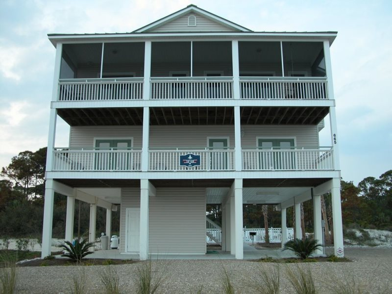 Beach To Bay Vacation Properties Top Gun