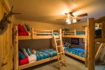 Legacy Bunk House Bedroom