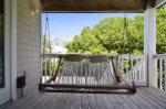 Swing your Cares Away on the Middle Level Deck