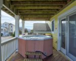 Hot Tub on Middle Level Deck