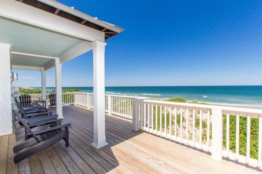 Oceanfront rental home in Outer Banks, NC